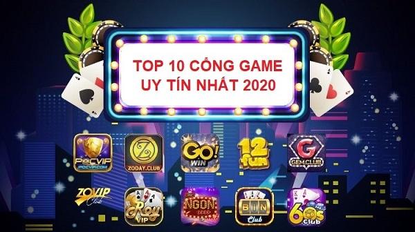 Top 10 cổng game slot đổi thưởng uy tín nhất hiện nay