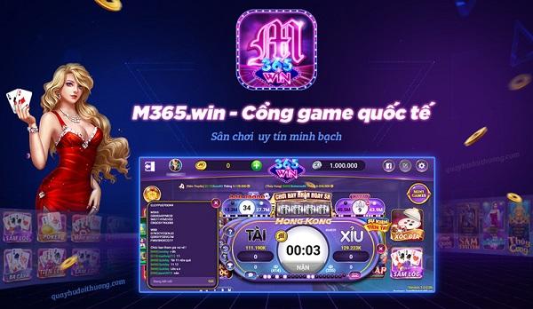 Link tải game m365 mới nhất hiện nay