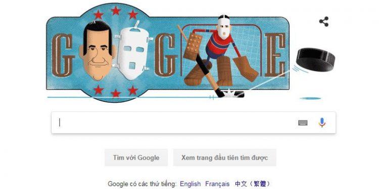 Joseph Jacques Omer Plante là ai và tại sao anh lại được Google Doodle vinh danh?