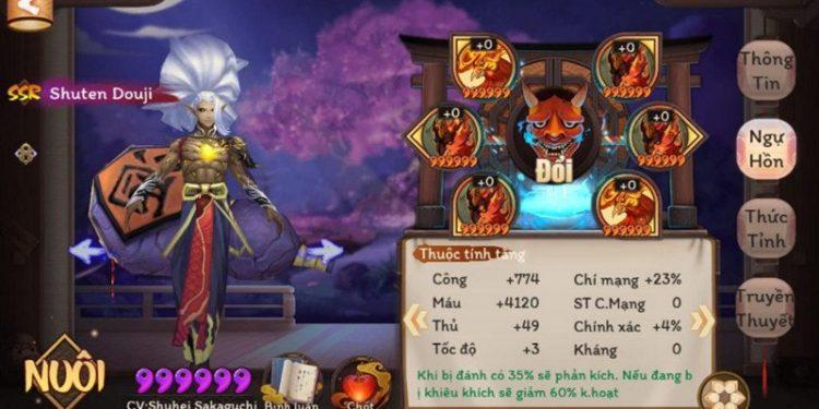 Âm Dương Sư: Thông tin của toàn bộ Ngự hồn và đánh giá sức mạnh của từng ngự hồn trong game