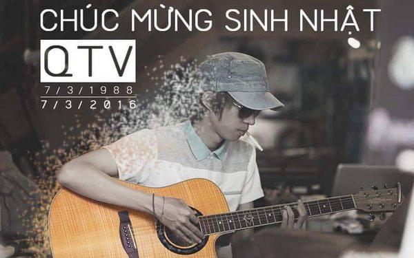 Chúc mừng sinh nhật QTV, cảm ơn những gì anh đã cống hiến cho Liên Minh Huyền Thoại Việt Nam