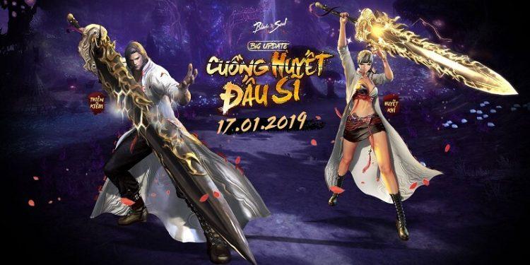 """Cộng đồng Blade & Soul Việt Nam được trải nghiệm Đấu Sĩ """"max level"""" vào ngày 17.01 tới"""
