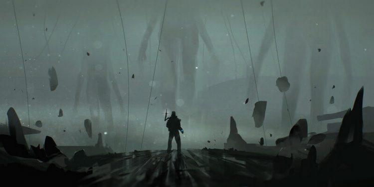 Cốt truyện Death Stranding: BT, Death Stranding và cái chết đen hủy diệt thế giới