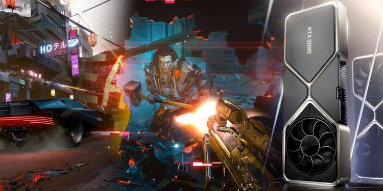 Cyberpunk 2077 là game hoàn hảo để trải nghiệm trên Nvidia RTX 3080