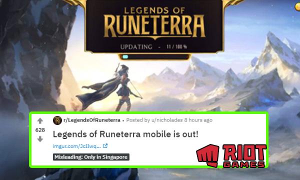 HOT: Hướng dẫn game thủ tải và chơi Huyền Thoại Runeterra ngay trên mobile, có cả Android và iOS