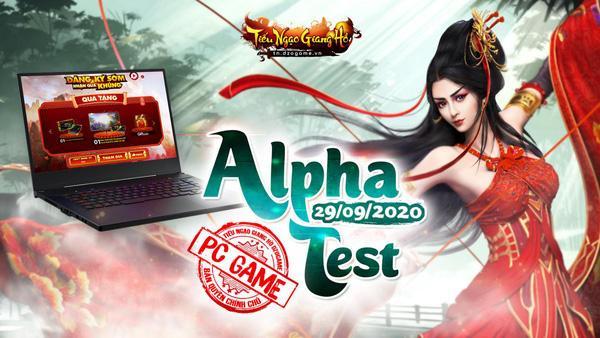 [Hot] Tiếu Ngạo Giang Hồ công bố thời gian mở Alpha Test, có giới hạn tài khoản cùng nhiều sự kiện hấp dẫn