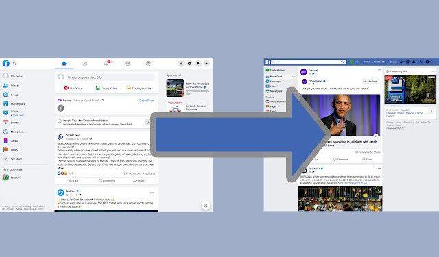 Hướng dẫn: Cách quay trở lại với Facebook giao diện cũ