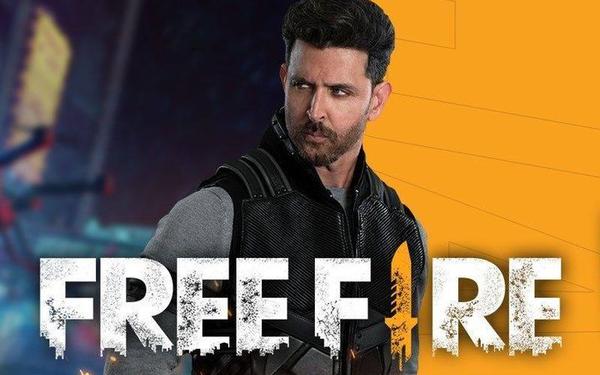 Jai, Nhân vật kết hợp giữa Vũ trụ Free Fire và ngôi sao Hrithik Roshan