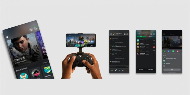 Microsoft Xbox ra mắt tính năng chơi từ xa trên thiết bị iOS và Android
