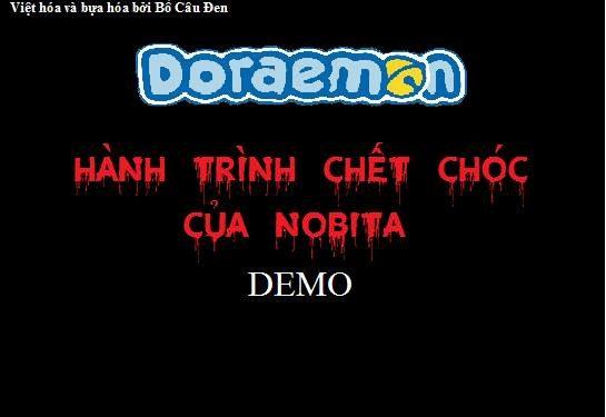 NOBIHAZA - tựa game kinh dị theo phong cách truyện tranh Doraemon từng gây hoang mang cho cả thế giới