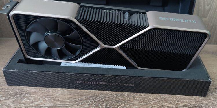 Nvidia GeForce RTX 3080 Founder Edition – Mạnh mẽ cho game 2K, thiết kế đẹp