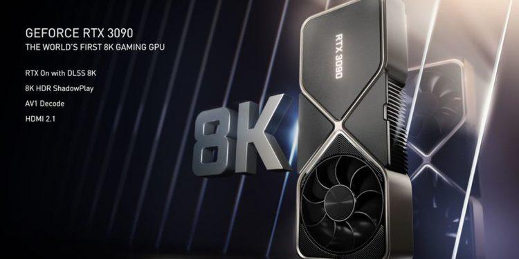 Nvidia GeForce RTX 3090 không mạnh như game thủ kỳ vọng