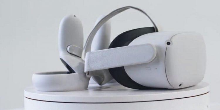 Oculus Quest tiết lộ tai nghe nâng cấp phiên bản mới