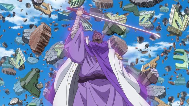 One Piece: Sức mạnh thật sự và trái Ác Quỷ bí ẩn của Đô Đốc Hải Quân Fujitora