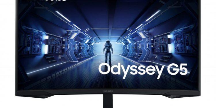 Samsung giới thiệu thế hệ màn hình gaming cong Odyssey G5 mới tại Việt Nam
