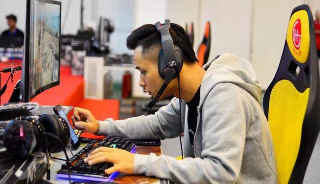 Triển lãm Gamecon 2019 lần đầu tiên được tổ chức tại Việt Nam