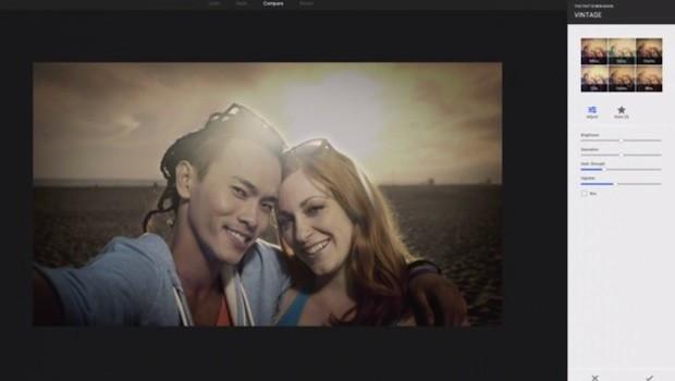 Ứng dụng chỉnh ảnh nổi tiếng Snapseed đã có mặt trên PC