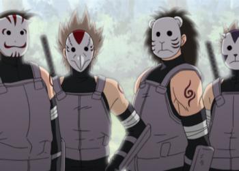 Anbu - Đội quân tinh nhuệ nhất của các Kage trong Naruto là gì?