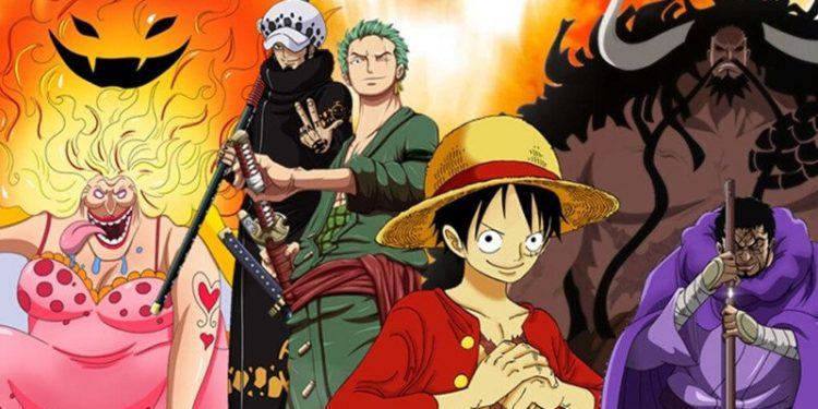 Anime One Piece tập 930 bị hoãn vô thời gian dô dịch Covid-19, One piece Manga 978 vẫn sẽ ra mắt trong tuần này