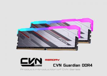 Colorful ra mắt bộ nhớ DDR4 CVN Guardian và Warhalberd