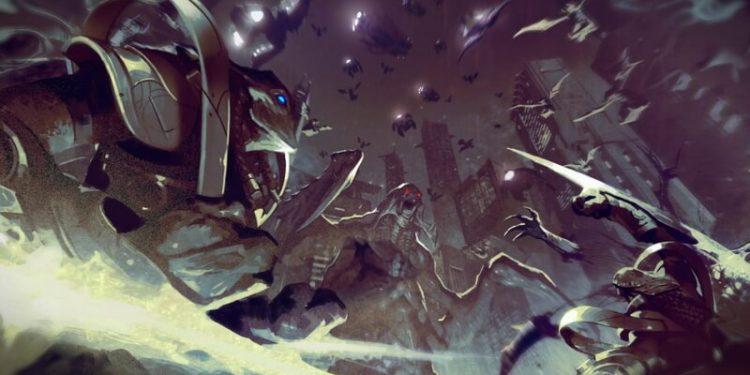 Cốt truyện StarCraft – P3: Đại chiến bùng nổ