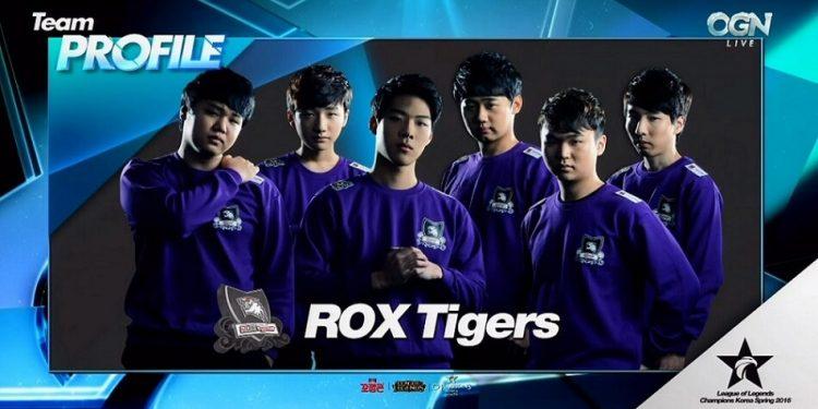 Điểm danh các đội tham dự CKTG 2016: Rox Tigers