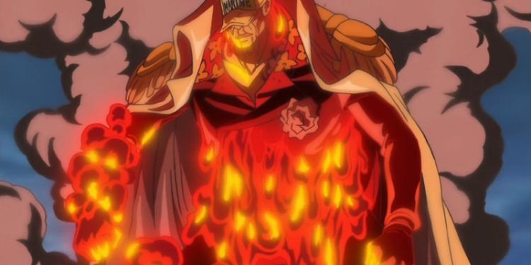 Đô Đốc Akainu là ai - Vị thủy sư đô đốc tàn bạo nhất One Piece