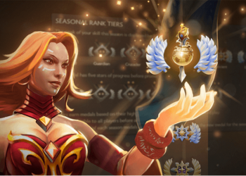 Dota 2: Hệ thống Rank mới ra mắt đã có người hốt Divine 5 sao