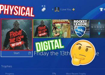 Game digital liệu có thể thay được đĩa game truyền thống?