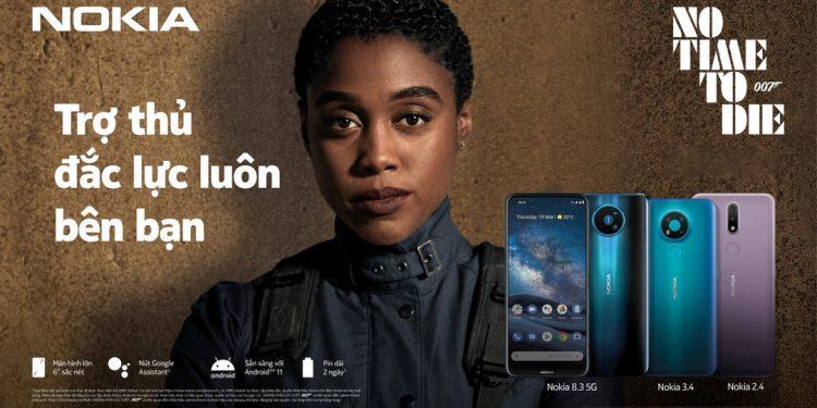 Nokia ra mắt bộ 3 điện thoại mới cho game thủ ở các phân khúc