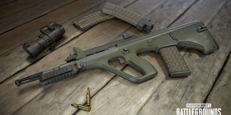 [PUBG] Tìm hiểu về AUG A3 - Khẩu AR nguy hiểm nhất game