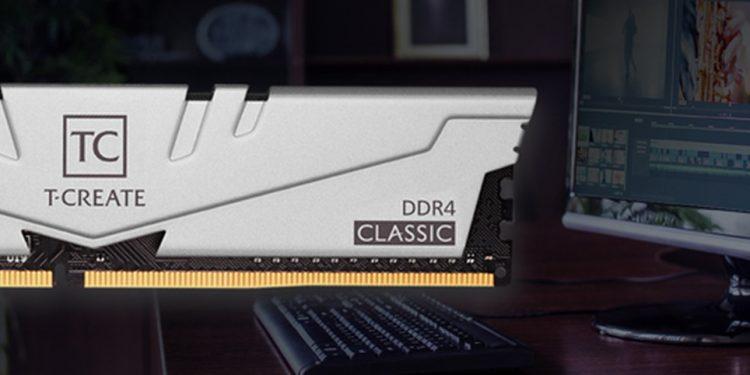TeamGroup giới thiệu bộ nhớ T-Create Classic 10L