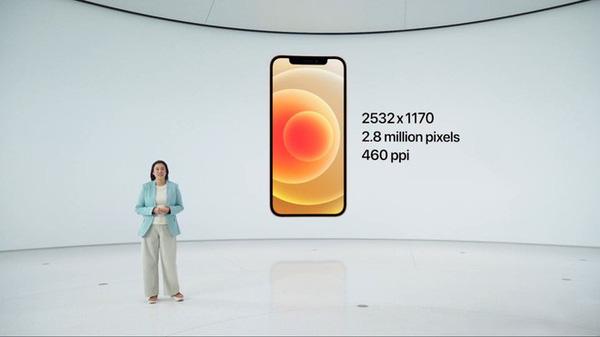 iPhone 12 và iPhone 12 mini ra mắt: Mạnh hơn 40%, camera và màn hình nâng cấp xịn xò, hỗ trợ 5G và giá 'hạt dẻ'