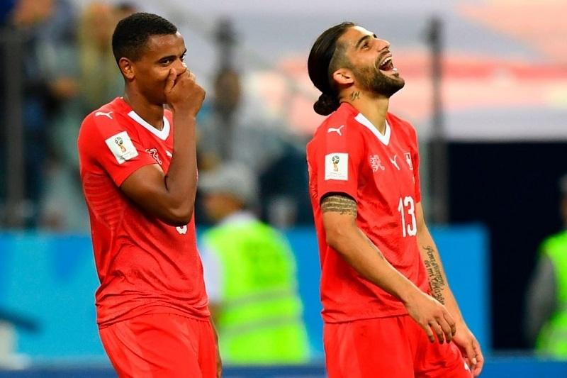 Dự đoán đội hình của Thụy Sĩ kỳ Euro 2021